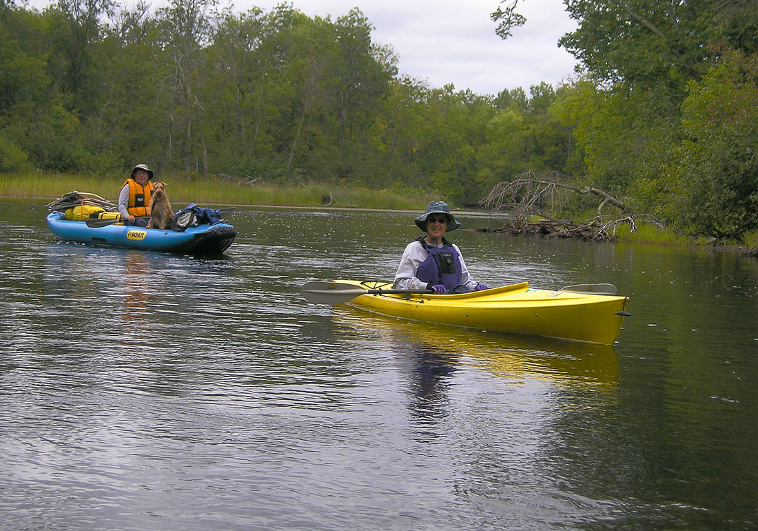 Namekagon River 2006